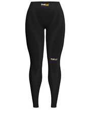 Knapman Ladies Compression Tights Long 25% black