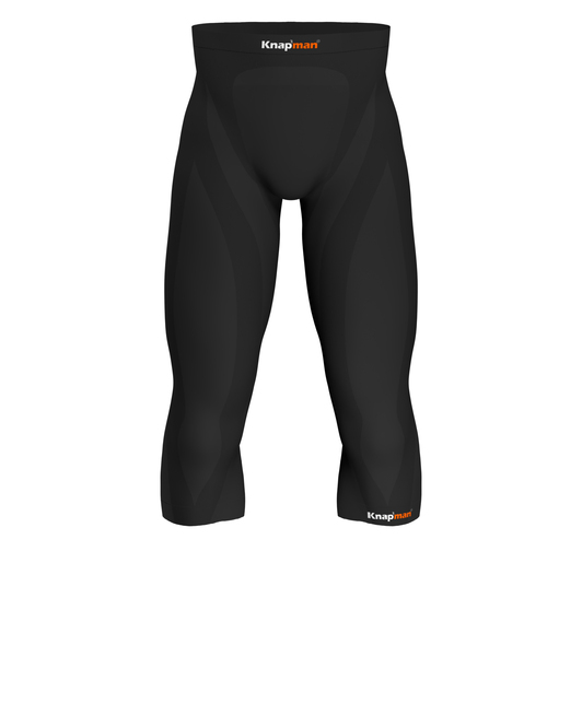 Knapman Zoned Compression 3/4 Tights 45% Compression