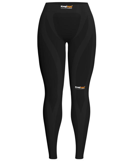Knapman Ladies Compression Tights Long 45% black