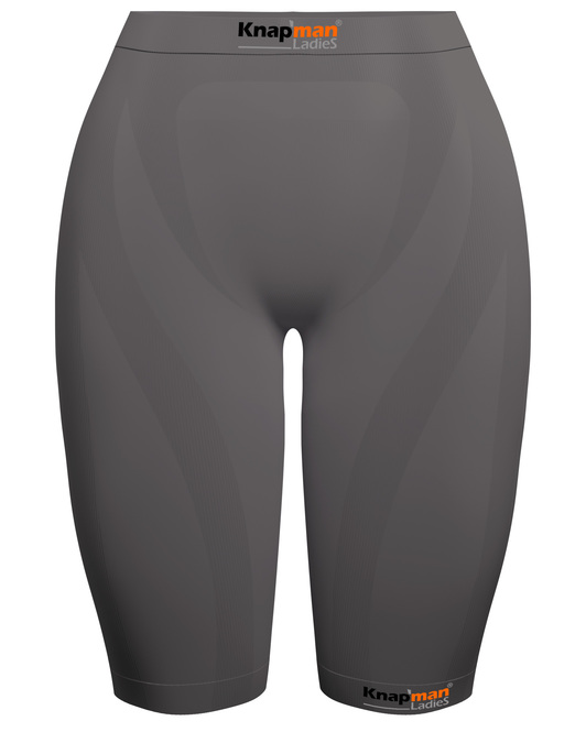 Knapman Ladies Compression Short 45% grey