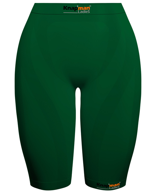 Knapman Ladies Compression Short 45% green