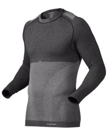 Knapman Men's Compression Shirt Wool